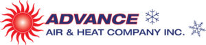 Advance Air & Heat Co. Logo