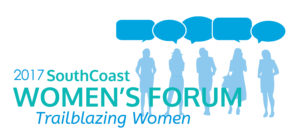 2017 SouthCoast Women's Forum Logo